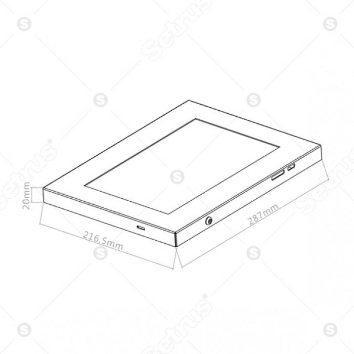 Hộp bảo vệ chống trộm máy tính bảng Samsung