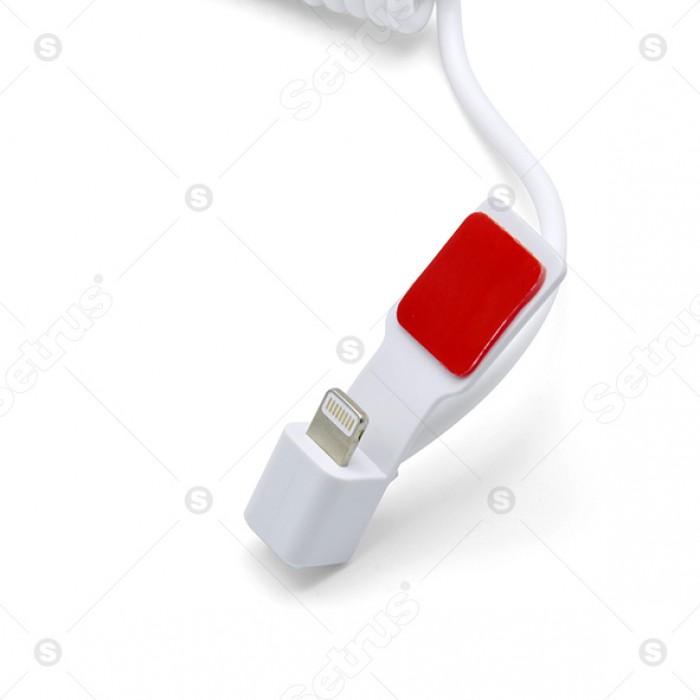Dây cáp sạc cảm biến chống trộm điện thoại