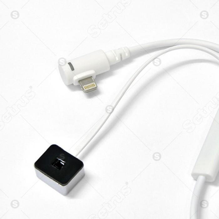 Dây cáp sạc cảm biến cho iPhone, iPad