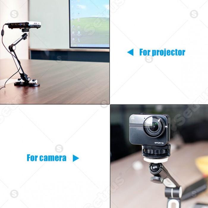 Đế giữ máy ảnh, máy chiếu