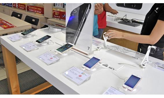 Chống trộm trưng bày dành cho điện thoại