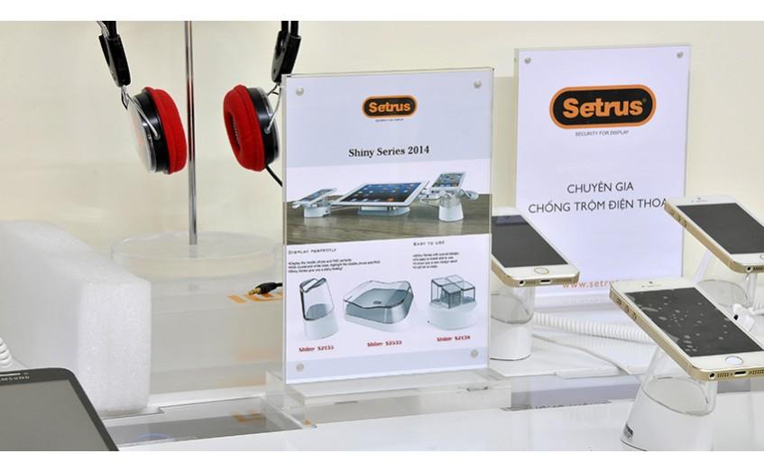 Giải pháp nào đảm bảo an ninh cho cửa hàng kinh doanh công nghệ