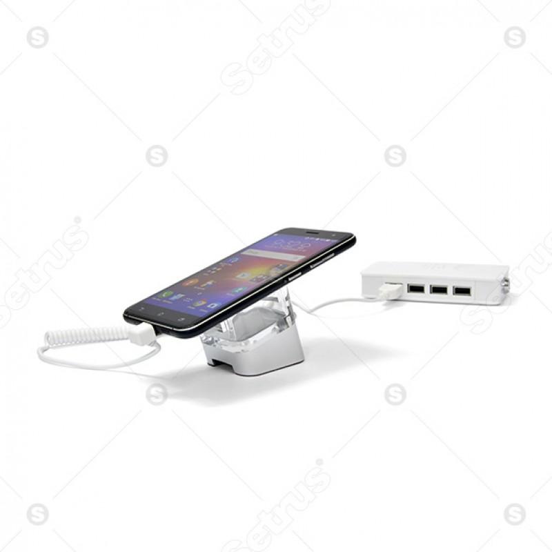 Chân đế chống trộm trung tâm cho điện thoại
