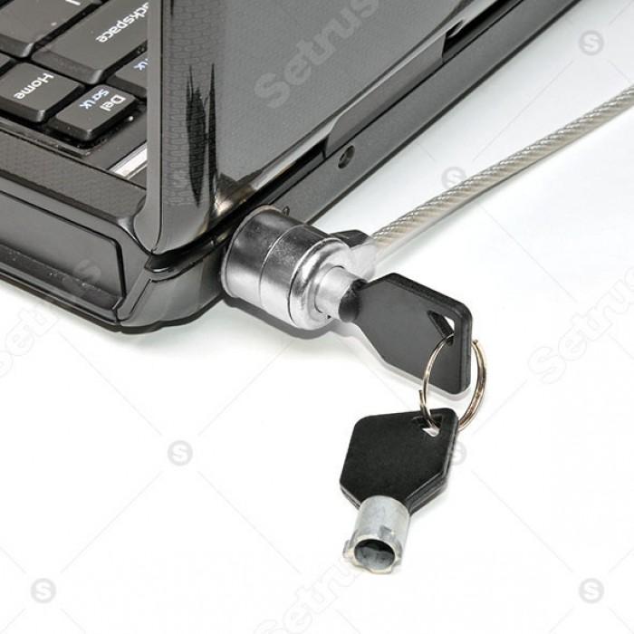 Khóa chống trộm trưng bày cho Laptop