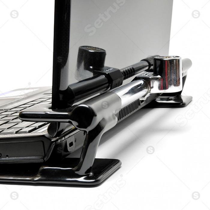 Giá đỡ chống trộm Laptop