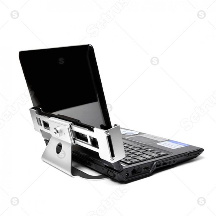 Giá đỡ chống trộm trưng bày cho Laptop