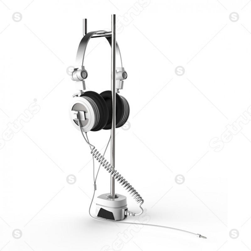 Chân đế chống trộm độc lập cho tai nghe nhạc