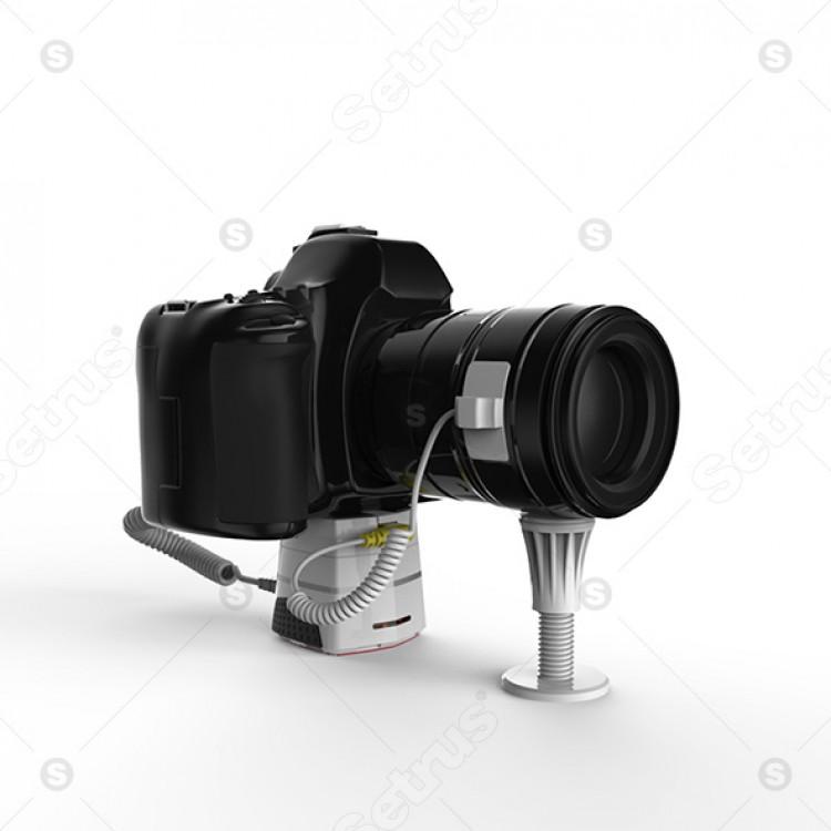 Chân đế chống trộm độc lập cho máy ảnh.