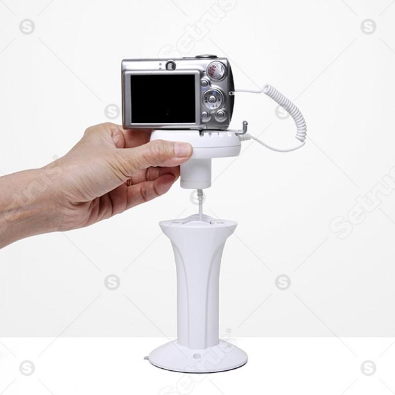 Chân đế chống trộm trung tâm cho máy ảnh